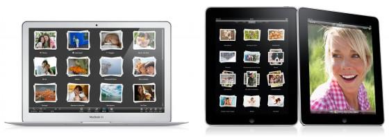 Air vs. iPad