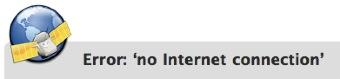 Errornointernet