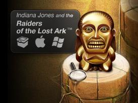 Indy Jones Icons