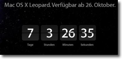 Leopard Countdown