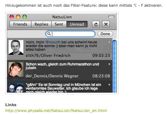 NatsuLion auf aptgetupdate.de
