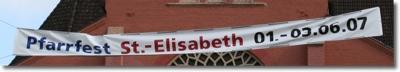 Pfarrfest2007 Banner