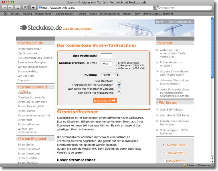 Steckdose.de